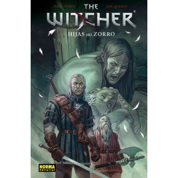 THE WITCHER 02: HIJAS DEL ZORRO