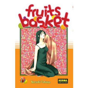 FRUITS BASKET 21