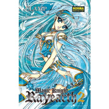 MAGIC KNIGHT RAYEARTH 2. Vol. 2