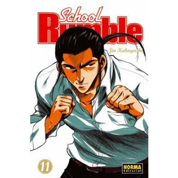 SCHOOL RUMBLE 11