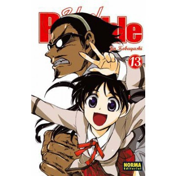 SCHOOL RUMBLE 13