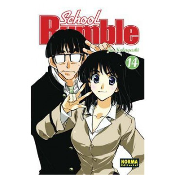SCHOOL RUMBLE 14