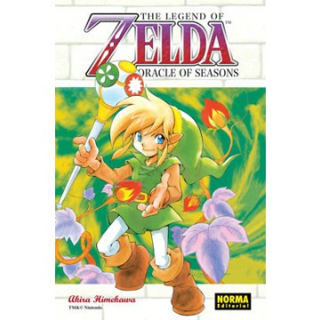 THE LEGEND OF ZELDA 06: ORACLE OF SEASONS