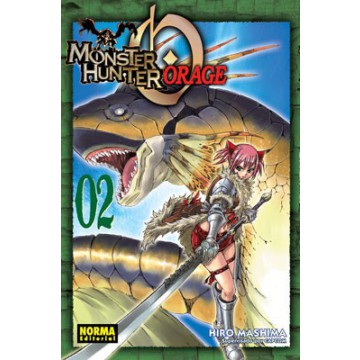 MONSTER HUNTER ORAGE 02