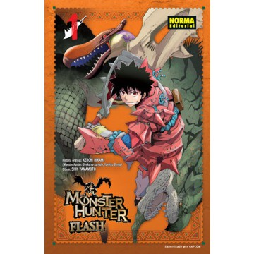 MONSTER HUNTER FLASH! 01