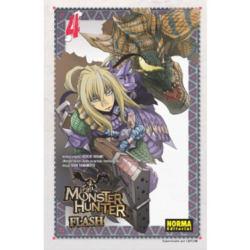 MONSTER HUNTER FLASH! 04