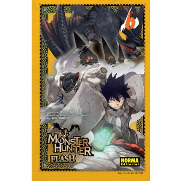MONSTER HUNTER FLASH! 06