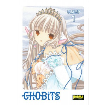 CHOBITS 1 (Ed. Integral)
