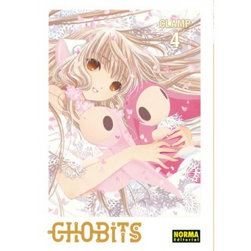 CHOBITS 4 (Ed. Integral)