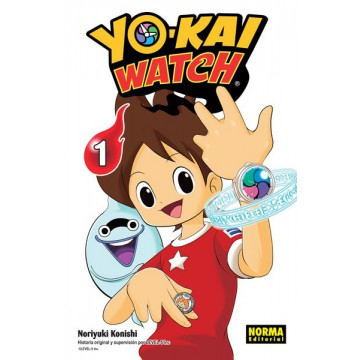 YO-KAI WATCH 01