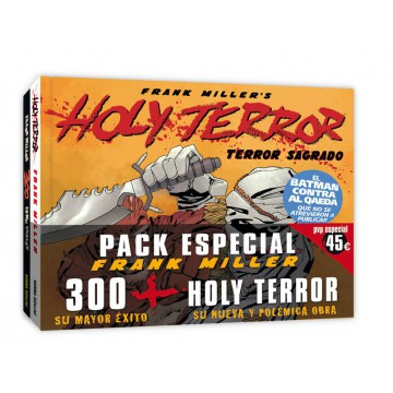Pack HOLY TERROR + 300