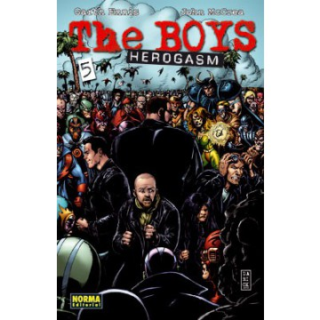 THE BOYS 05. HEROGASM