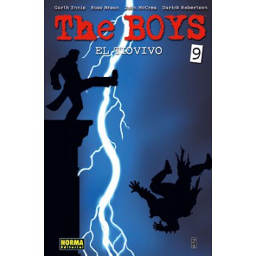 THE BOYS 09. EL TIOVIVO