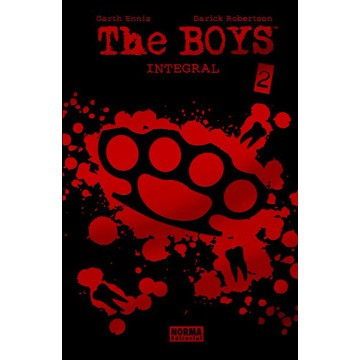 THE BOYS INTEGRAL 02