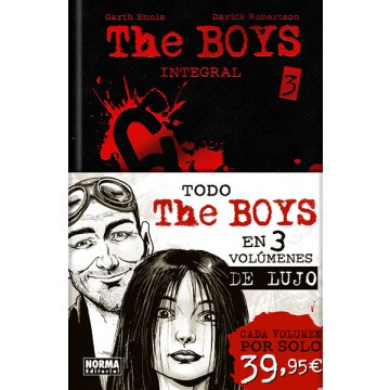 THE BOYS INTEGRAL 03