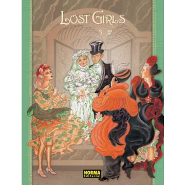 LOST GIRLS 3