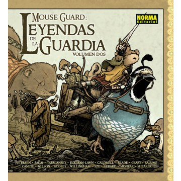 MOUSE GUARD: LEYENDAS DE LA GUARDIA 2