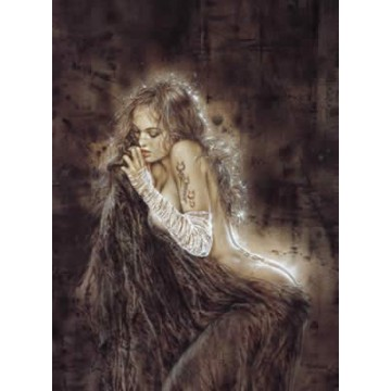 PÓSTER LUIS ROYO 14: PROHIBITED BOOK