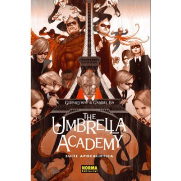 THE UMBRELLA ACADEMY 01: SUITE APOCALÍPTICA