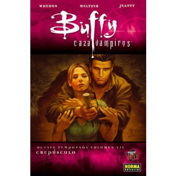 BUFFY CAZAVAMPIROS 8ª TEMPORADA. VOL. 7