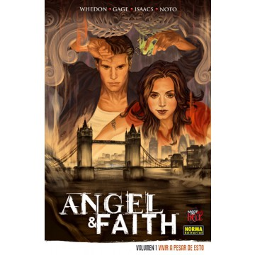 ANGEL & FAITH VOL 1: VIVIR A PESAR DE ESTO