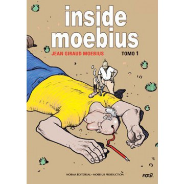 INSIDE MOEBIUS Vol. 1