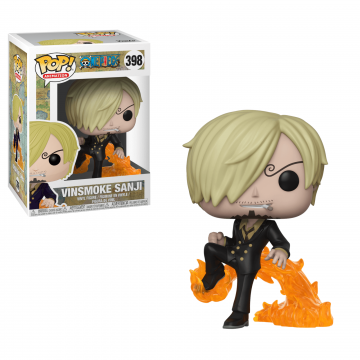 FIGURA VINSMOKE SANJI (ONE PIECE) - FUNKO POP