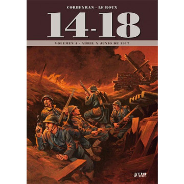 14-18 VOL. 04: ABRIL Y JUNIO DE 1917