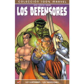 LOS DEFENSORES: LES LLAMABAN... LOS DEFENSORES