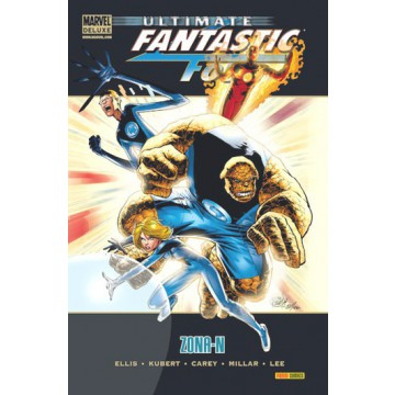 ULTIMATE FANTASTIC FOUR 02: ZONA-N
