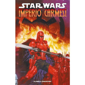 STAR WARS: IMPERIO CARMESÍ