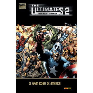 THE ULTIMATES 02 (Marvel Deluxe)