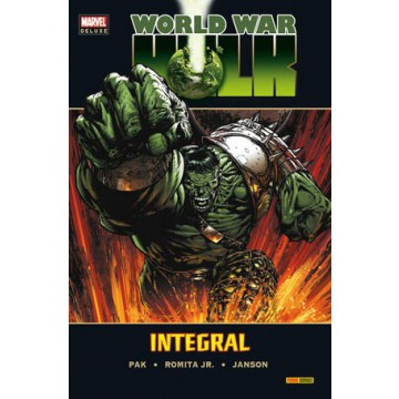 WORLD WAR HULK INTEGRAL (Marvel Deluxe)