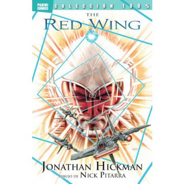 RED WING (Cult Comics)