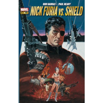 NICK FURIA VS. SHIELD