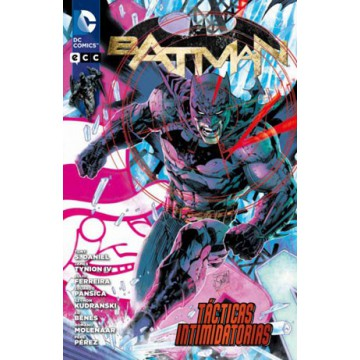 BATMAN: TÁCTICAS INTIMIDATORIAS