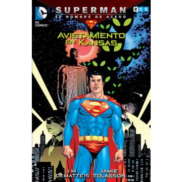 SUPERMAN: AVISTAMIENTO EN KANSAS