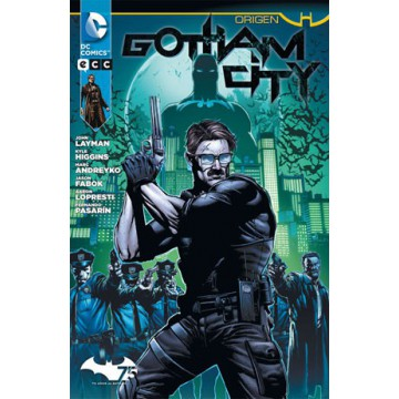 BATMAN ORIGEN: GOTHAM CITY