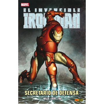 EL INVENCIBLE IRON MAN: SECRETARIO DE DEFENSA