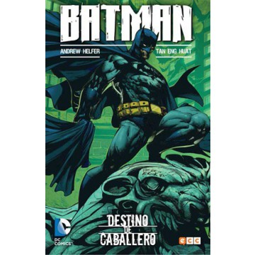 BATMAN: DESTINO DE CABALLERO
