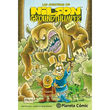 LAS AVENTURAS DE NILSON GROUND THUMPER