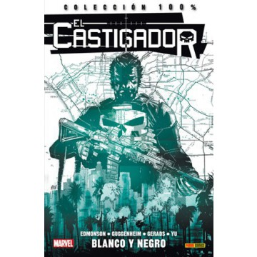 PUNISHER. EL CASTIGADOR: BLANCO Y NEGRO