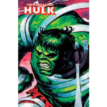 THE RAMPAGING HULK (MARVEL LIMITED EDITION)
