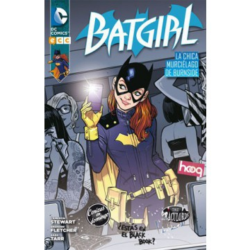 BATGIRL: LA CHICA MURCIÉLAGO DE BURNSIDE (2ª edición)