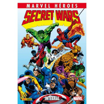 MARVEL HÉROES 64. SECRET WARS