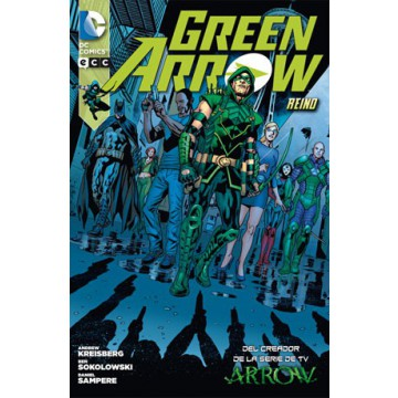 GREEN ARROW: REINO