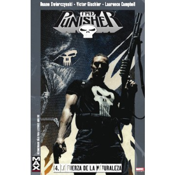 MAX PUNISHER 14: LA FUERZA DE LA NATURALEZA