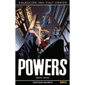 POWERS: IDENTIDAD SECRETA