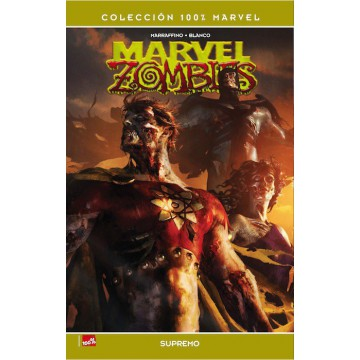 MARVEL ZOMBIES: SUPREMO