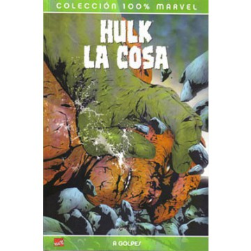 HULK/LA COSA: A GOLPES